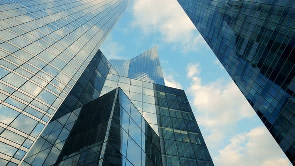 Thumbnail for Financial High Rise Office Business Cityscape District