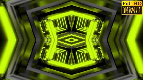 Thumbnail for Kaleidoscope Vj Loops V14