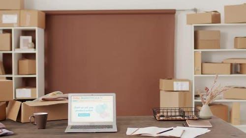 Office of Small E-Commerce Company