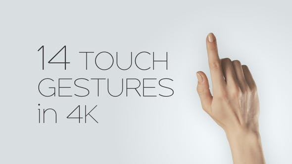 Cover Image for 14 Touchscreen Gestures On Alpha