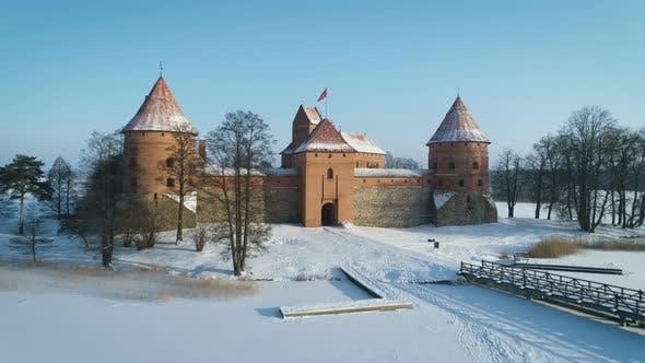 Thumbnail for Trakai Island Castle In Lithuania