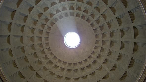 Thumbnail for The Oculus of the Pantheon in Rome