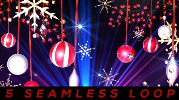 Cover Image for Christmas Background