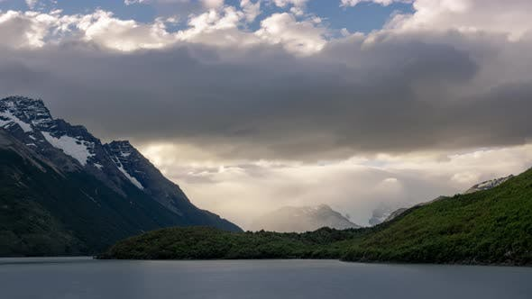 Thumbnail for Torres Del Paine Chile Timelapse
