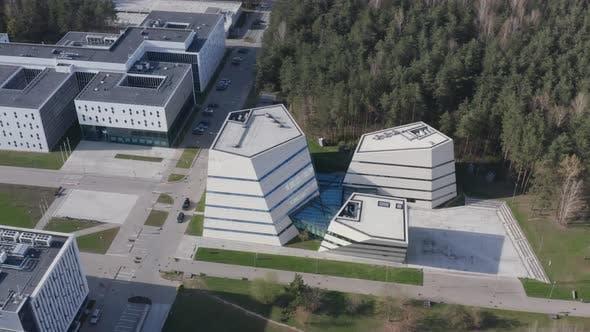 Modern Building Science Center