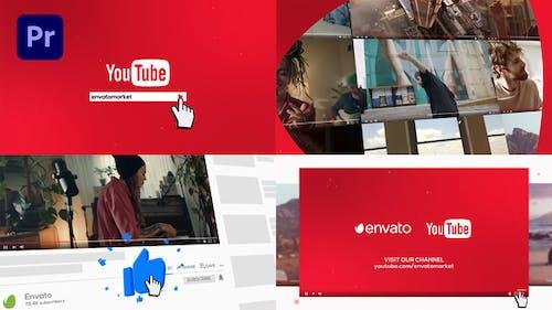 YouTube Promo for Premiere Pro