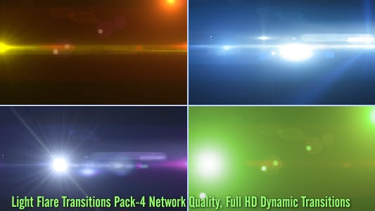 Thumbnail for Light Flares 2 - Transitions pack