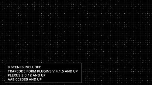 Form And Plexus - Grids Backgrounds