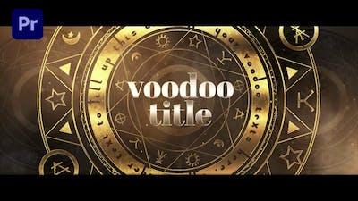 Voodoo Title