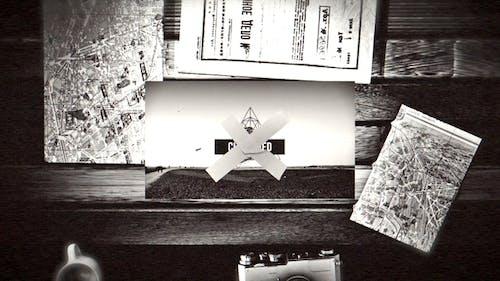 Top Secret: Confidential Intro   FCPX