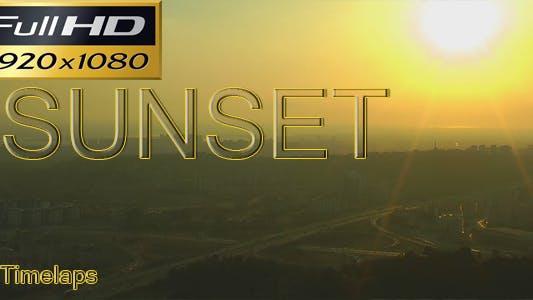 Thumbnail for Sunset Timelapse HD