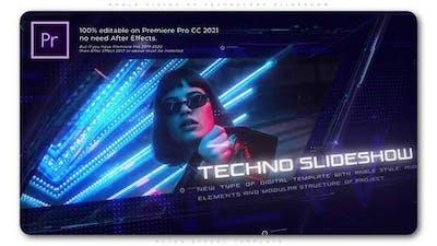 Angle Vision of Technology Slideshow