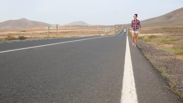Thumbnail for Wandern auf der Autobahn
