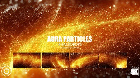Thumbnail for Aura Particles