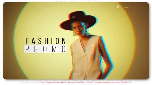 Clean Fashion Promo