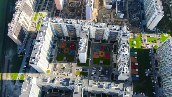 Residential high-rise buildings