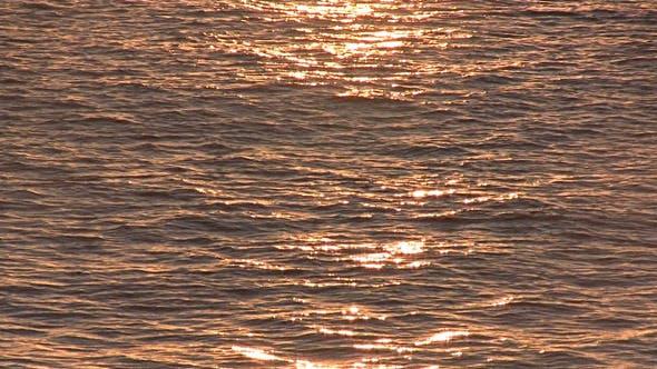 Thumbnail for Sunrise Over Sea, Tranquil Landscape 3