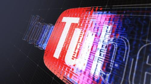 Hi-Tech Logo Reveal