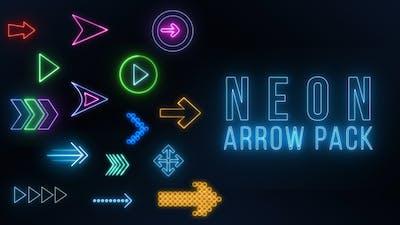 Neon Arrow Pack