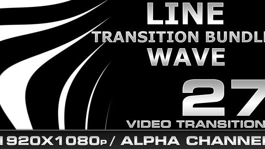 Thumbnail for Line Transition Bundle - Wave