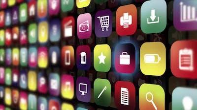 App Media Software Application Graphic