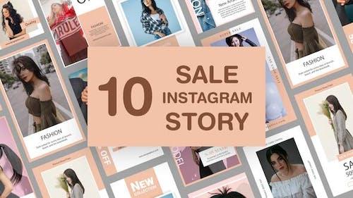 Sales Instagram Story
