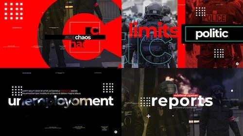 News Report Opener