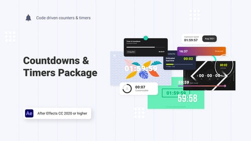 Countdowns & Timers Pack