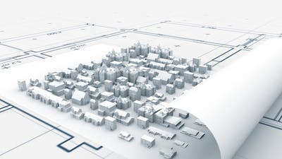 Architect Plan Logo