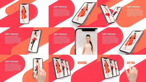 Phone 12 - App Promo