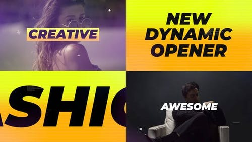 Dynamic Intro for FCPX