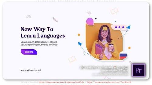Languages Courses Education Promotion