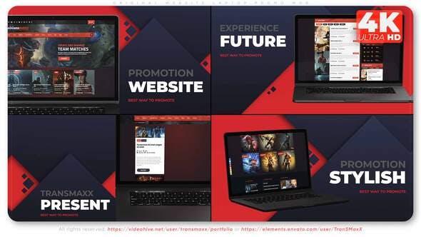 Original Website Laptop Promo W08