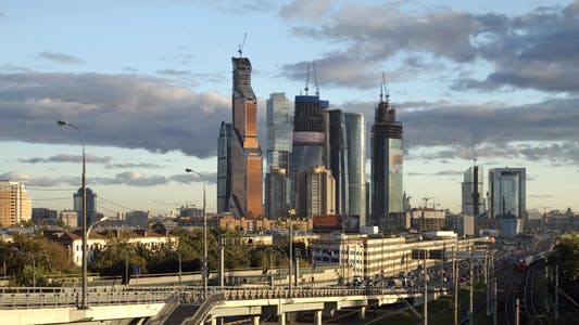Cover Image for Moscow City Complex