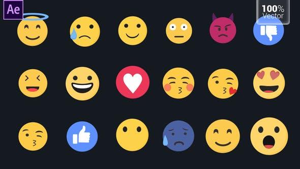 Emojis Pack   4K