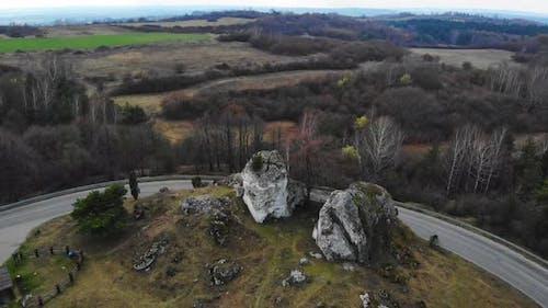 Jurassic Highland, Silesian Voivodeship, Poland.