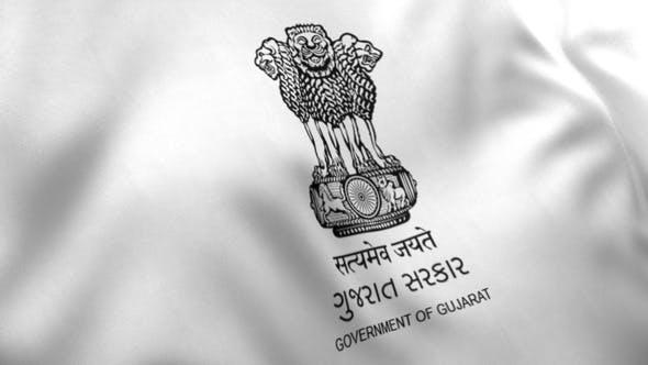 Gujarat Flag (India)