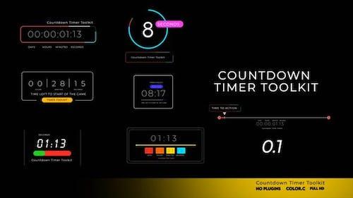 Countdown Timer Toolkit