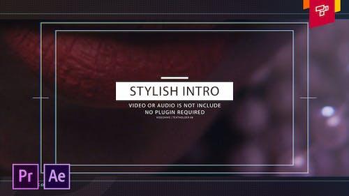 Stylish Intro