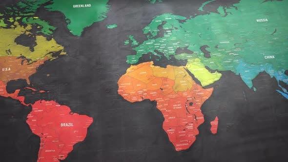 Thumbnail for Panorama World Map