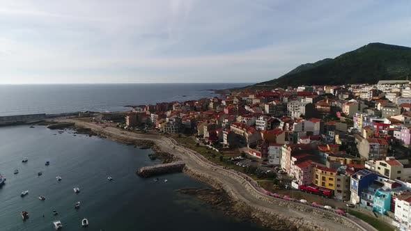 Thumbnail for Flying Over Spanish Bay