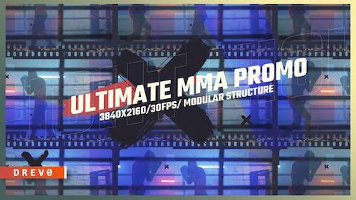 Ultimate MMA Promo Intro/ Sport Trailer/ Boxing/ Fight Night/ UFC/ Marathon/ Dynamic/ Run/ Online