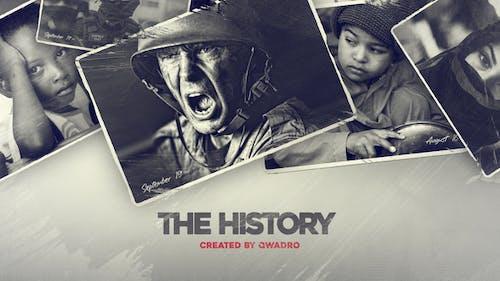 History Slideshow Documentary Timeline