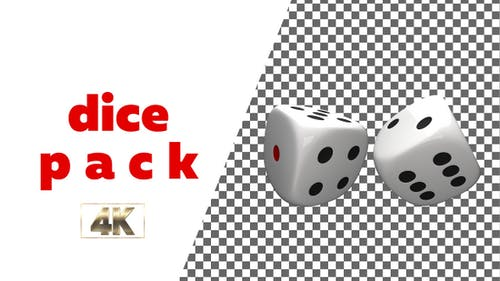 White Dice Transition Loop