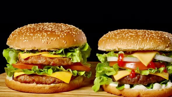 Cover Image for Delicious Grilled Burgers