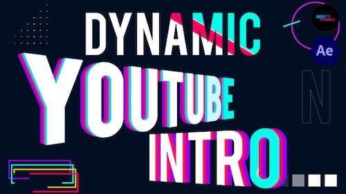 Динамическое Интро YouTube