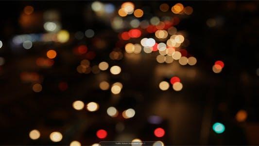 Thumbnail for Traffic Bokeh Defocused Light 1