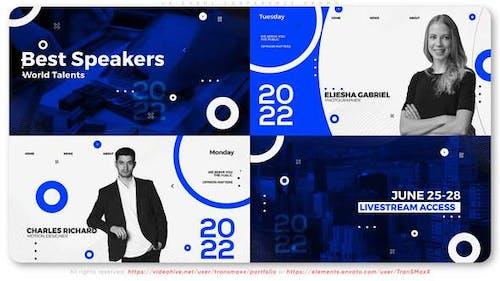 LA Event | Conference Promo