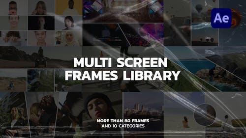 Multi Screen Frames Library