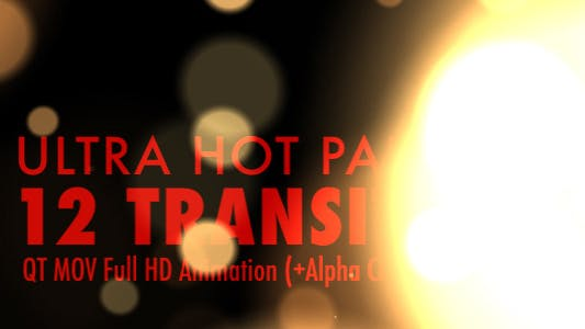 Thumbnail for Ultra Hot Particles - Pack Of 12